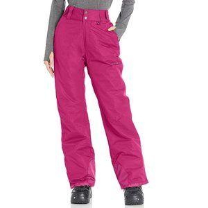 "Arctix Women's Insulated Snow Pants M 31"" Inseam"